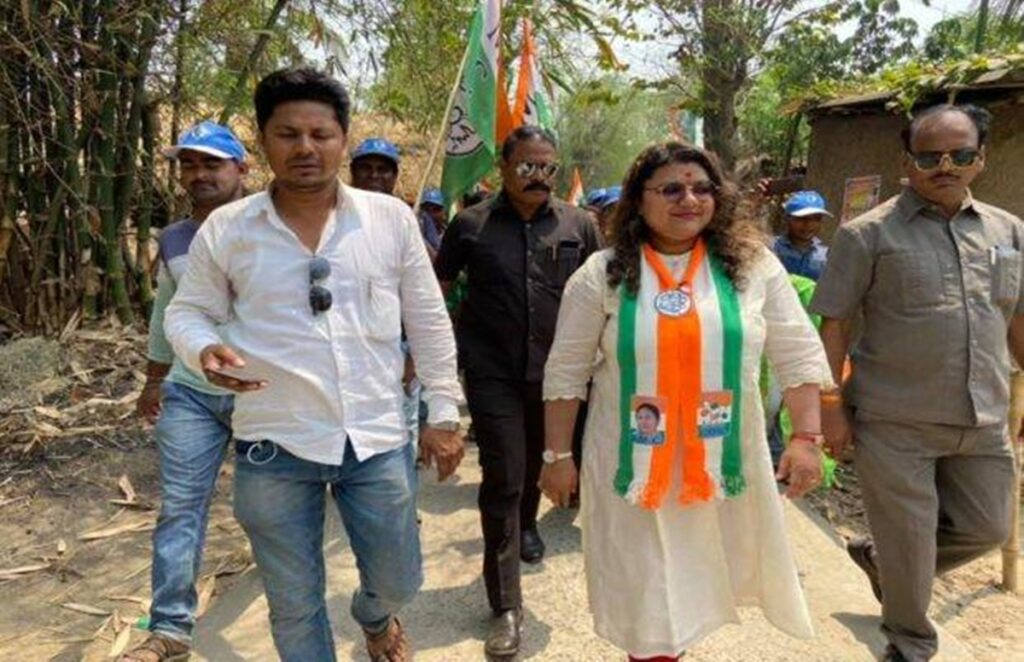 west bengal assembly election 2021, sujata mondal, Assembly elections 2021, west bengal 3rd phase voting,  tmc candidate from arambagh, bjp, voting in west bengal, India News in Hindi,
